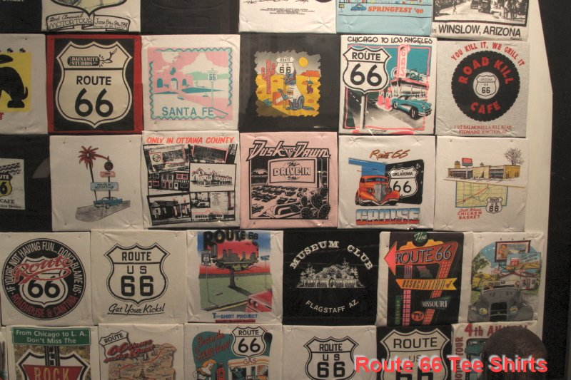 Route 66 Tee Shirts