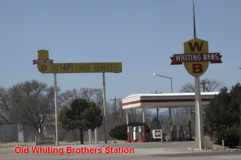 Old Whiting Brothers Station