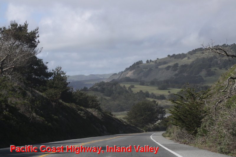 Pacific Coast Highway, Inland Valley