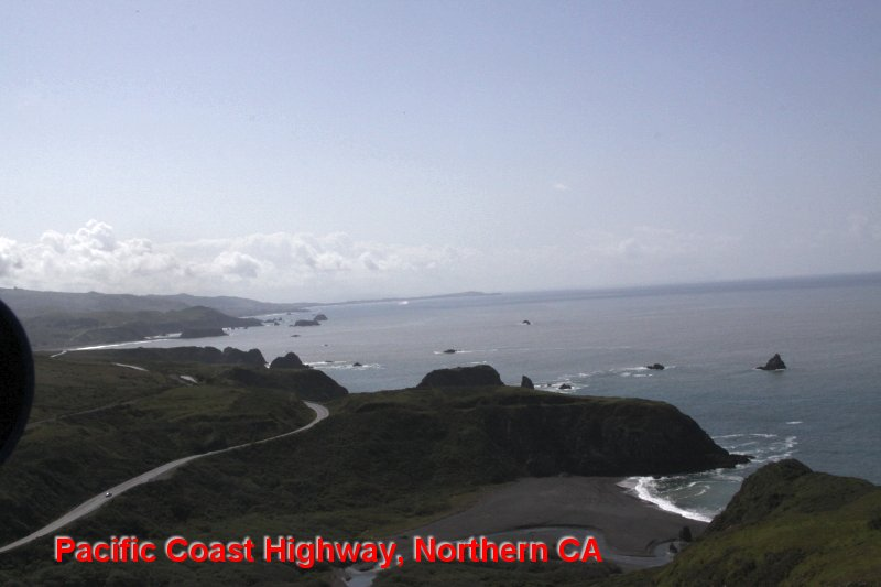 Pacific Coast Highway, Northern CA