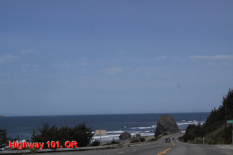Highway 101, OR