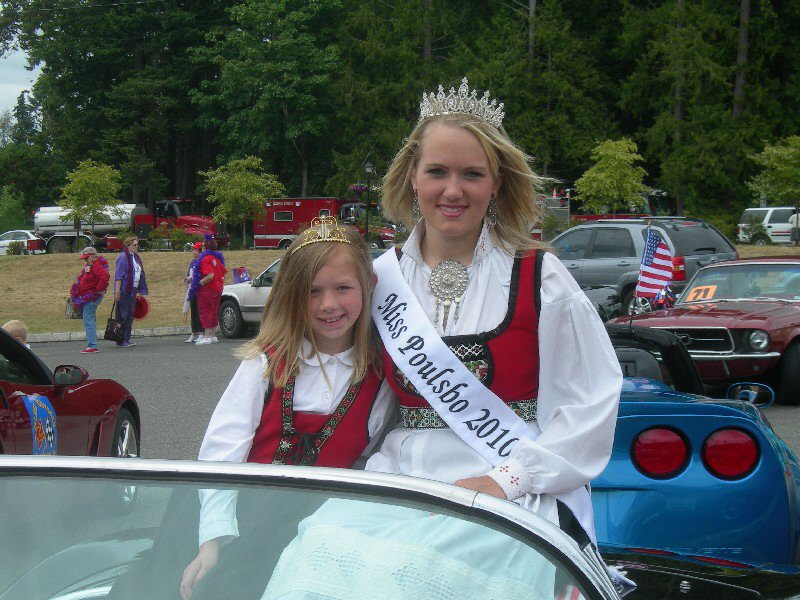 Miss Poulsbo, Erika Scott