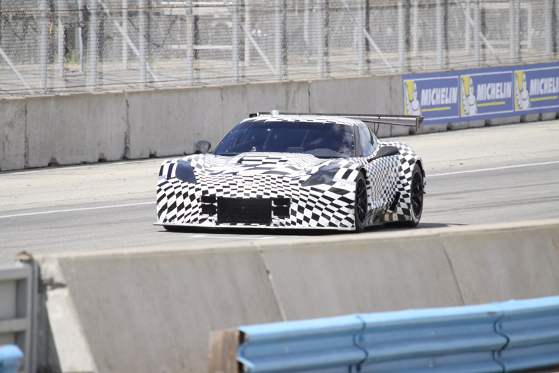This Is The New Corvette Racing Car